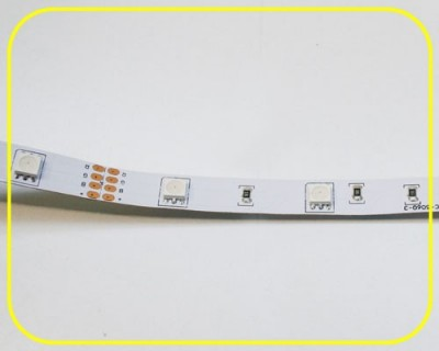RGB LED Strip Rolle 5 m 150 LEDs 12V 36W IP20 – Bild 6