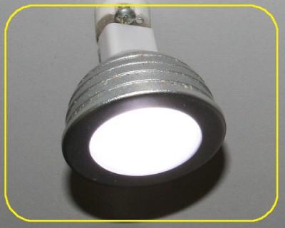 3 Watt High Power LED, MR16, 30 °, 90 lm – Bild 3