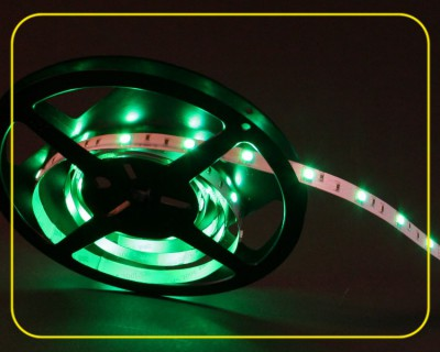 RGB LED Strip Rolle 5m 150 SMDs 24V 36W IP20 – Bild 4