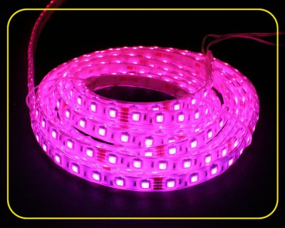 RGB LED Strip Rolle 5 m 300 SMDs 24V 72W IP67 – Bild 2