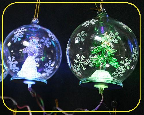 girlande 12 stk glaskugeln im rgb farbwechsel mit trafo party deko led weihnachtsartikel. Black Bedroom Furniture Sets. Home Design Ideas