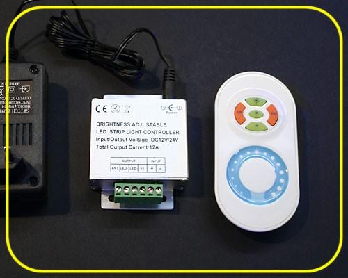 led strip controller led einfarbig funkfernbedienung 433 hz 1 kanal 3902. Black Bedroom Furniture Sets. Home Design Ideas