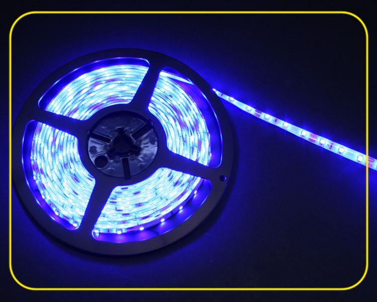 led strip 5m blau 12v 24w ip43 300 leds dimmbar 4063. Black Bedroom Furniture Sets. Home Design Ideas
