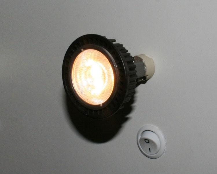 led spot mr16 warmwei 4 5w 12v ip20 4887. Black Bedroom Furniture Sets. Home Design Ideas